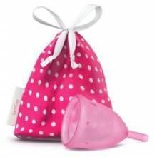 "Copa menstrual Ladycup ""Pink"""