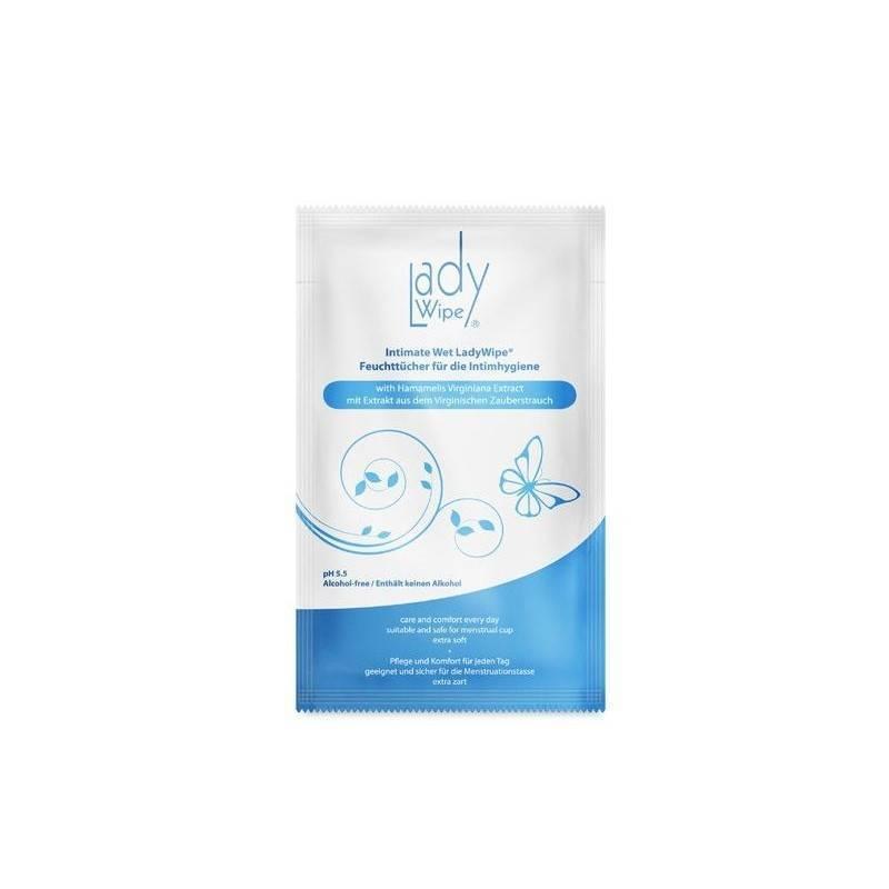 Toallitas húmedas para la higiene íntima - LadyWipe