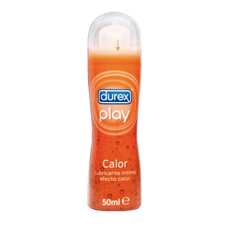 Lubricante Durex Play Efecto Calor 50 ml