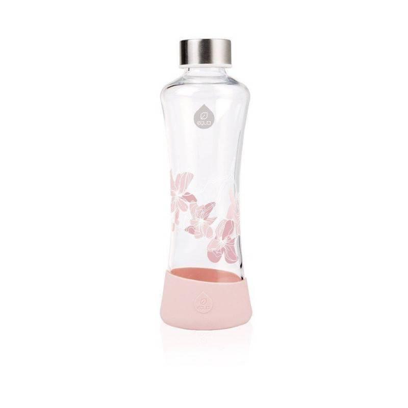 """Botella de vidrio """"Urban Jungle Magnolia"""" - EQUA (550ml)"""