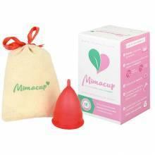 Copa menstrual Mimacup Roja