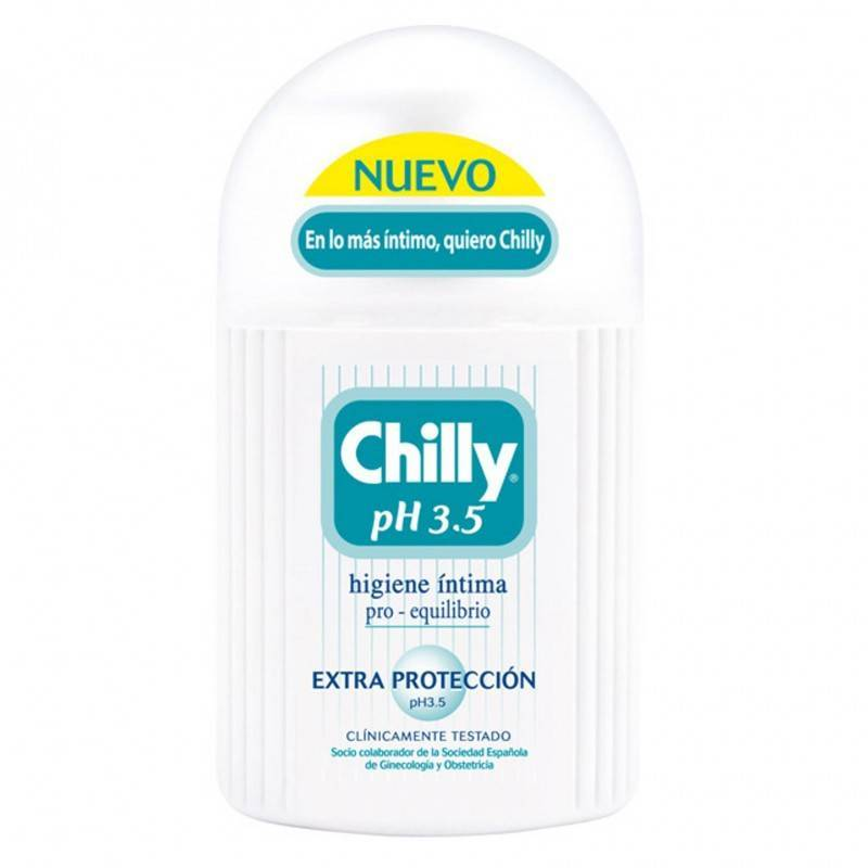 Chilly pH 3.5 Fórmula Extra Protección 200ml