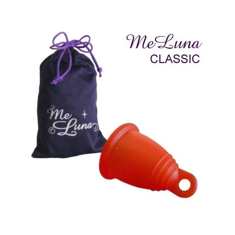Copa menstrual MeLuna Roja, Classic, Anillo