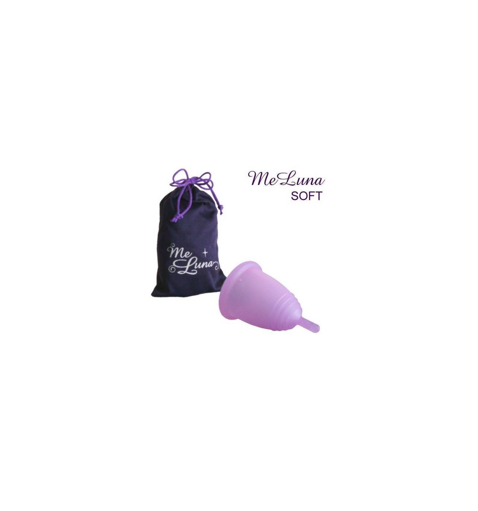 Copa menstrual Meluna Soft, Pezón