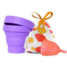 Pack Copa menstrual Ladycup y esterilizador plegable Mimaclean