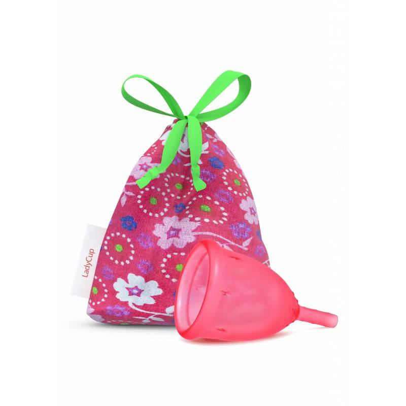 "Copa menstrual Ladycup ""Sweet Strawberry"""