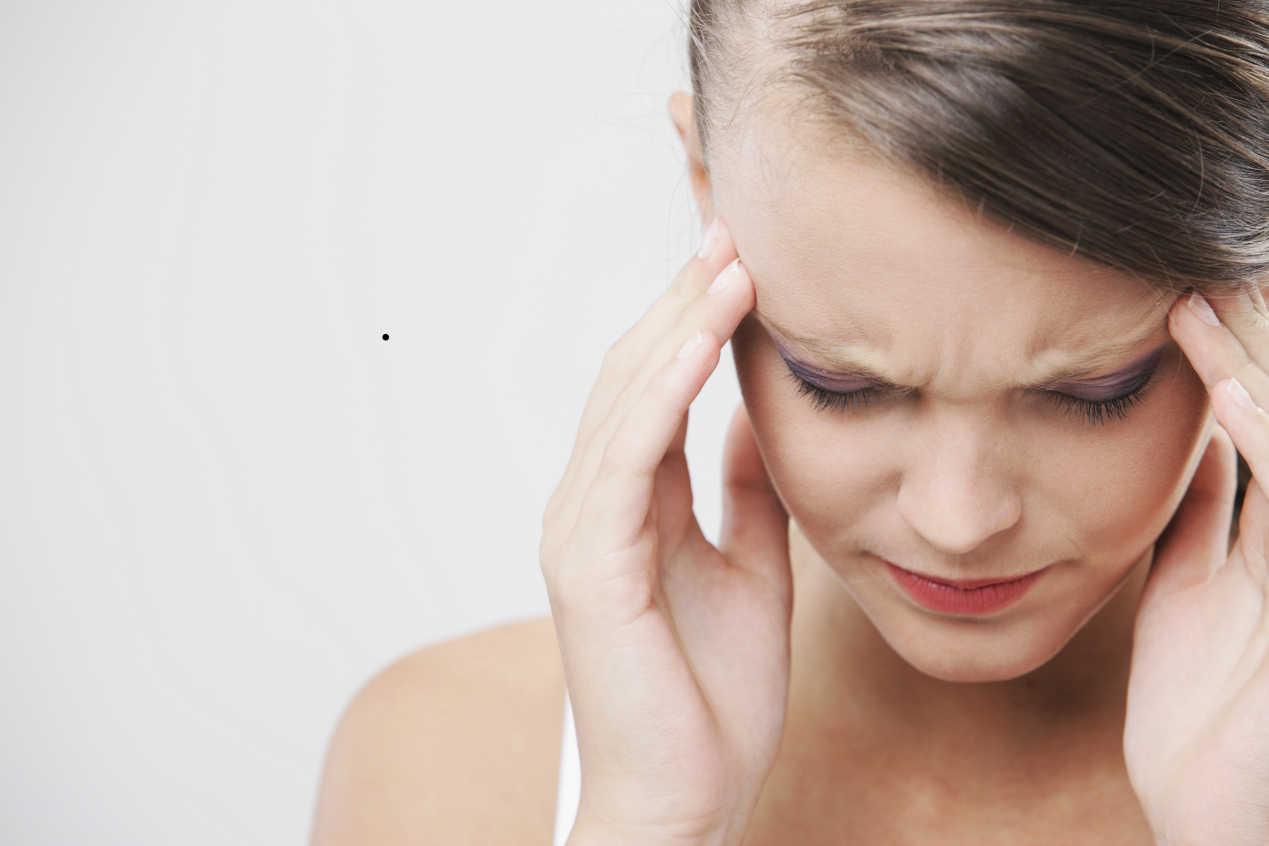 Relación entre migrañas y menstruación