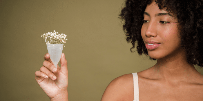 Experiencia usuaria de la copa menstrual