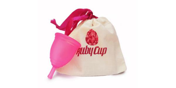 ¿Por qué elegir la copa menstrual Rubycup?