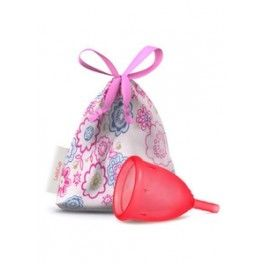Copa Menstrual LadyCup Sweet Strawberry