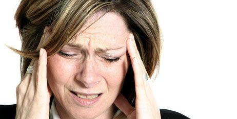 Las migrañas y la menopausia