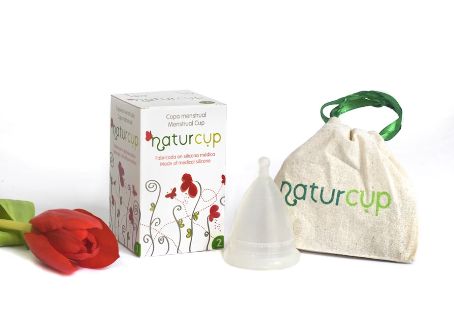 Tallas copa menstrual Naturcup