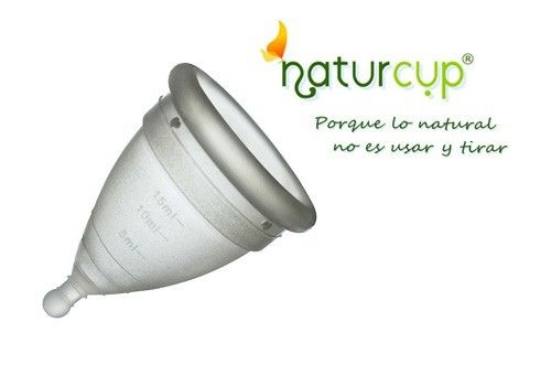 ¿En qué se diferencia la copa menstrual Naturcup del resto?