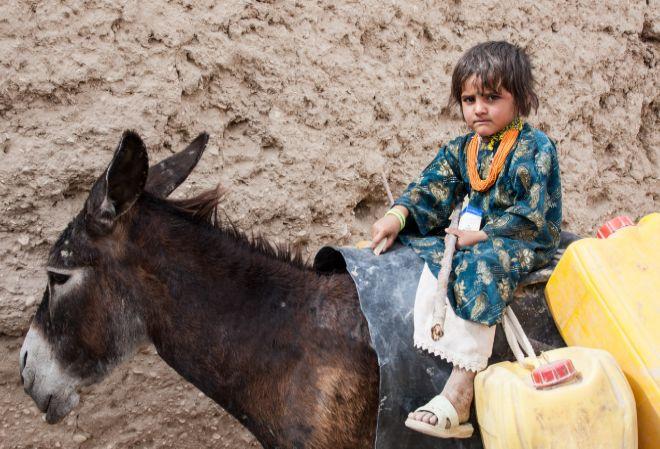 ¿Cómo se vive la menstruación en Afganistán?